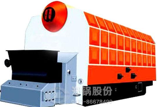卧式燃煤锅炉配煤方法