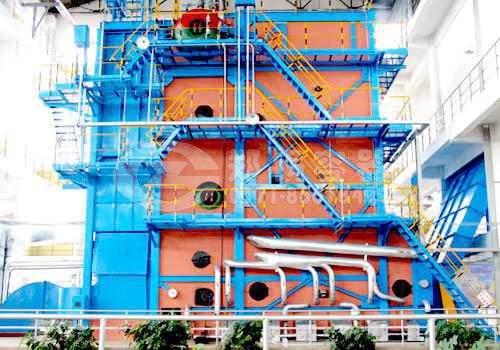 1台40吨燃煤锅炉带辅助设备大概多少钱?