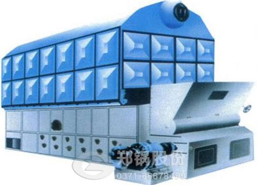 供暖锅炉解决火床煤层的通风性方法