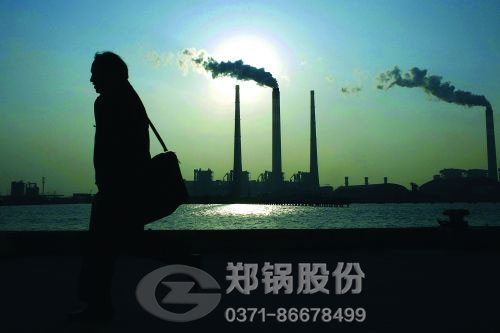 燃煤采暖锅炉冒黑烟的原因分析